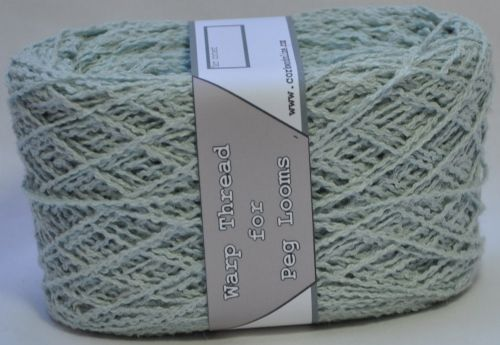 100g Ramie Cotton textured warp thread Pale sky
